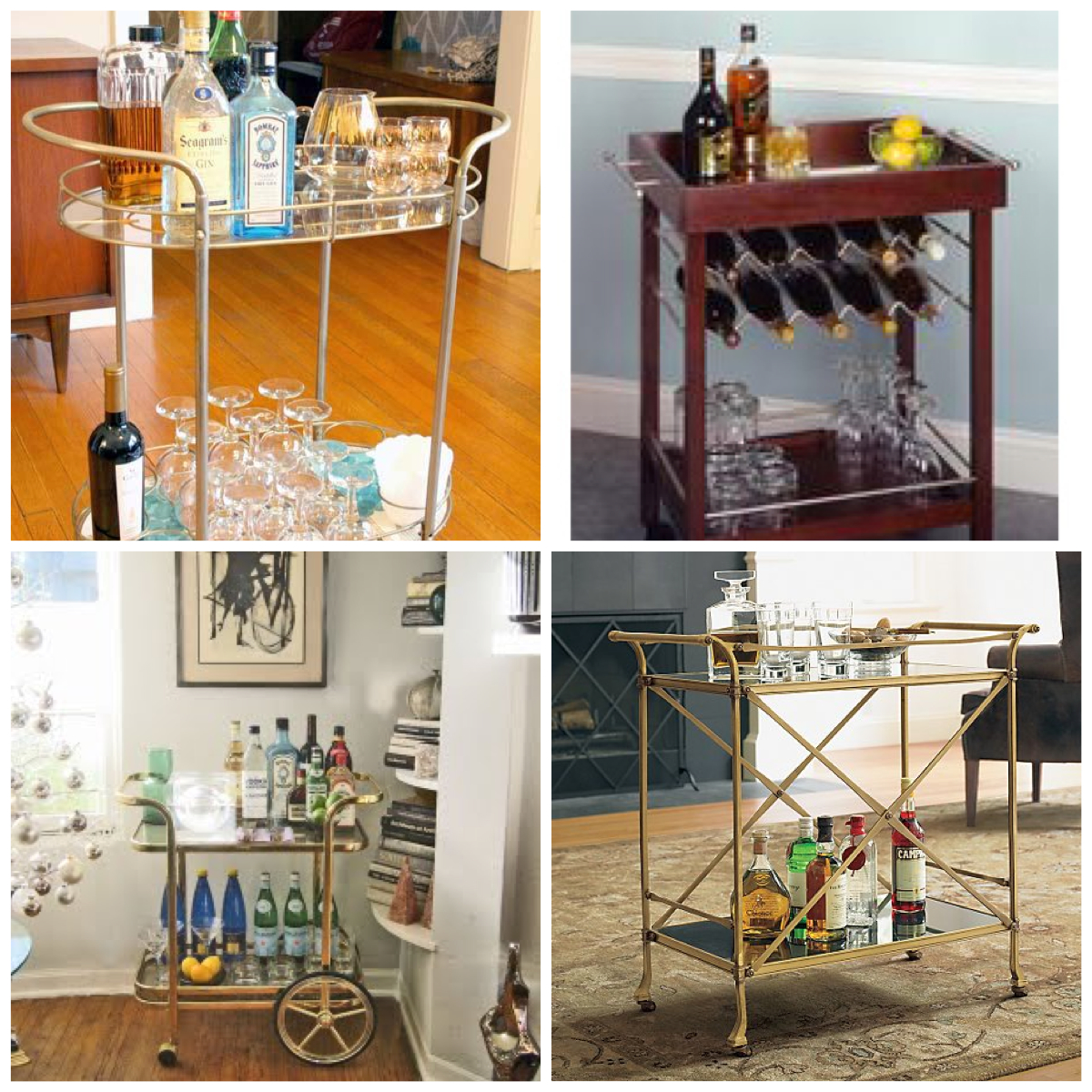 Great Diy Mini Bar. Diy Mini Bar Cart The Fabulous Life Of A Natural Disaster Diy