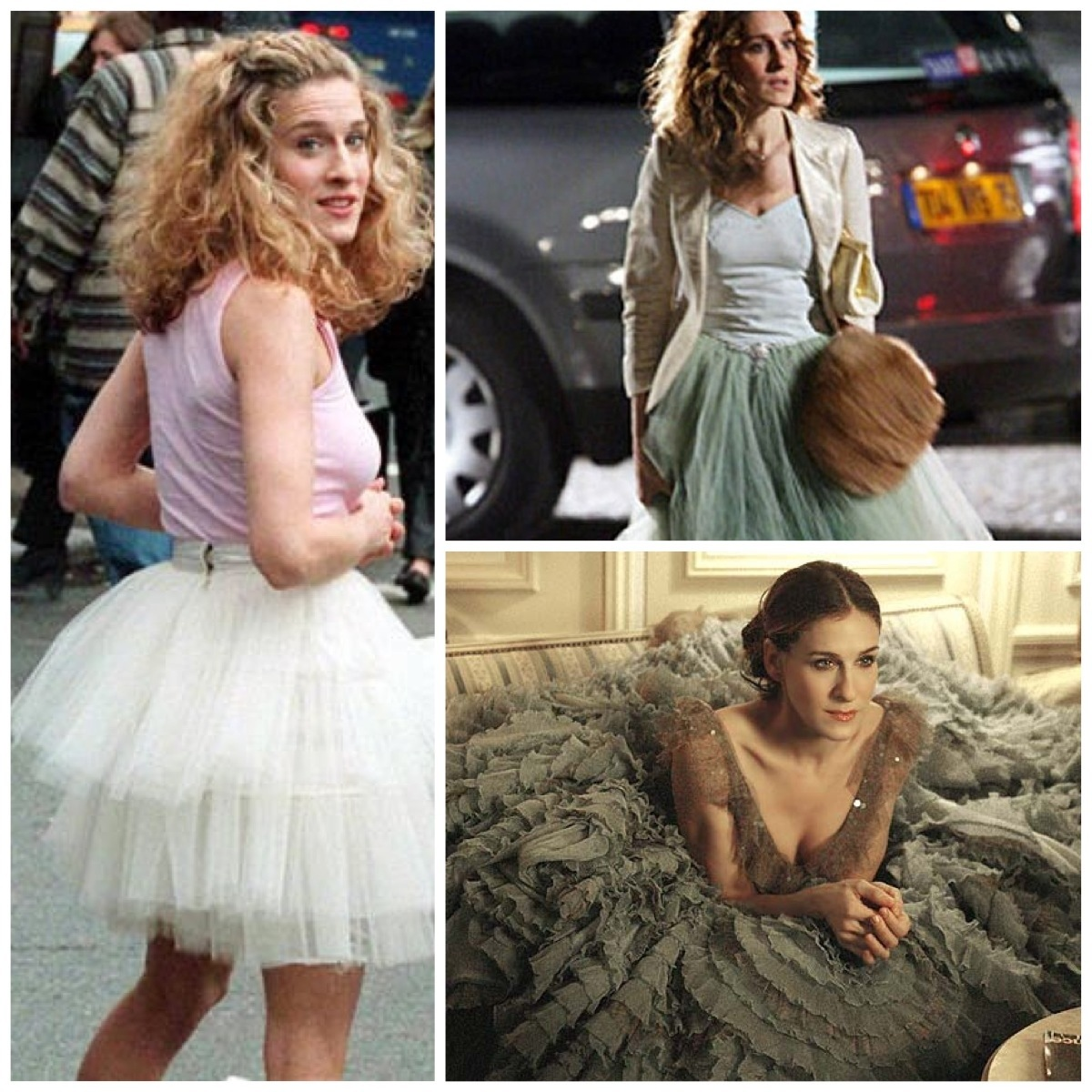 style icon: the infamous carrie bradshaw | the fabulous life of a