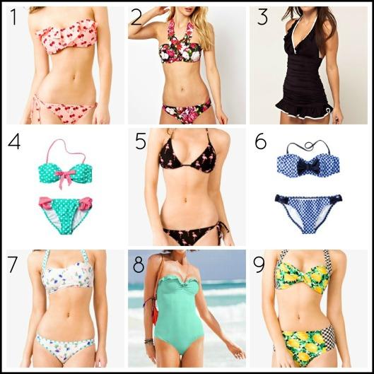 bikinis ready