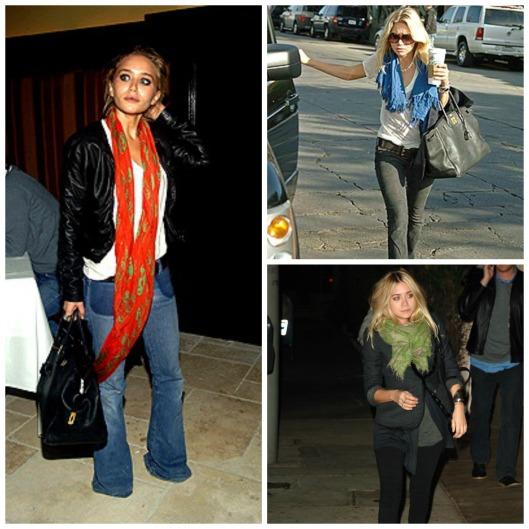 Ashley scarves