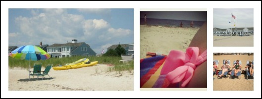 beach beautyborder