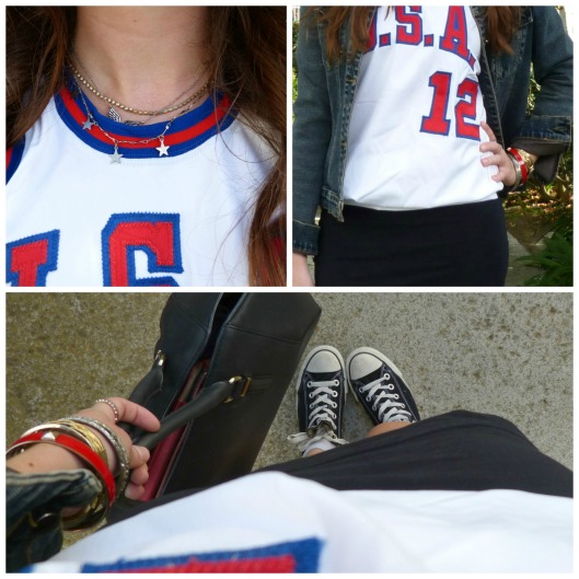 Sporty, Style, Fashion, Blogger, Jersey